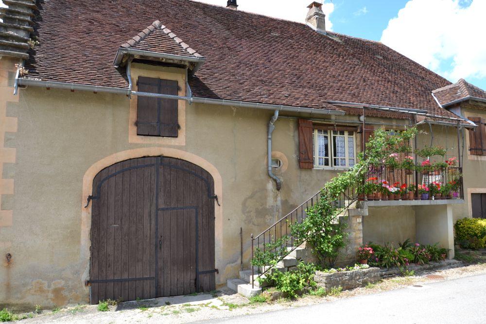 Caue franche comt for Porte de grange ancienne