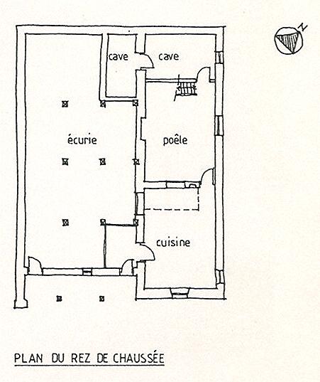 Plan maison 1 seule facade for Avorter seule a la maison