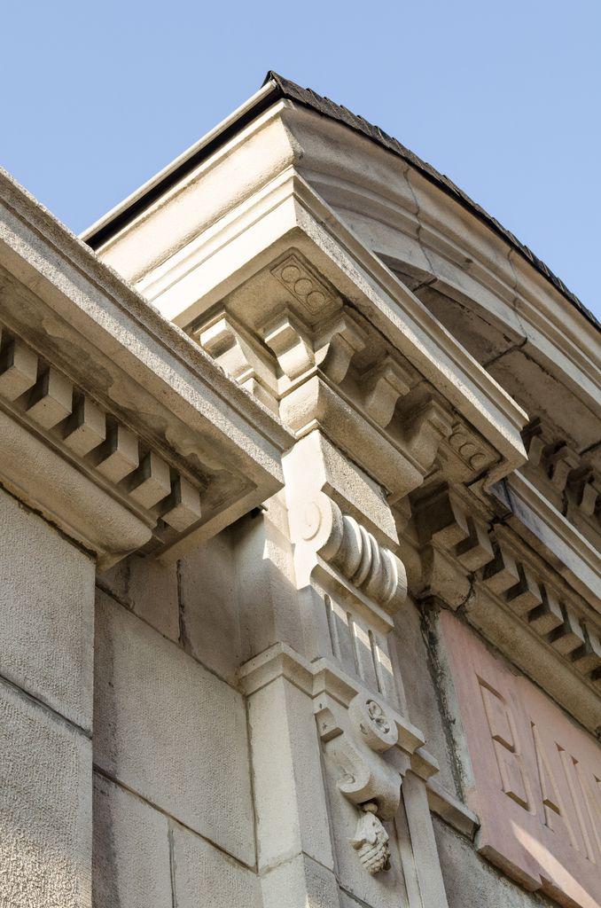Les quipements infrastructures et loisirs architecture for Architecture 20eme siecle
